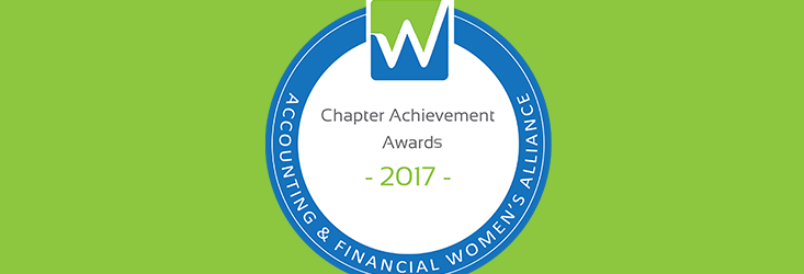 2017 AFWA Chapter Achievement Awards