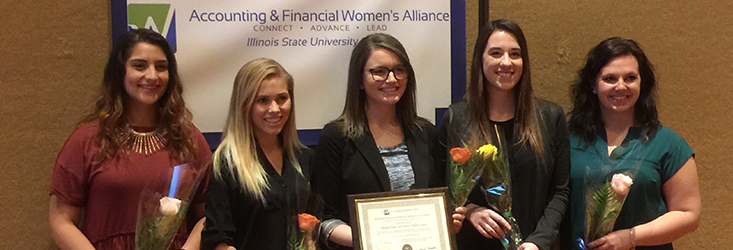 AFWA Charters New Student Chapter at ISU