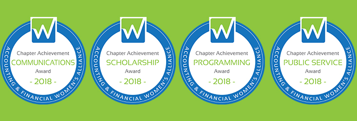 2018 AFWA Chapter Achievement Awards
